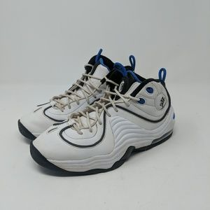 Nike Air Penny II (GS) Shoes GS AUTHENTIC White 7